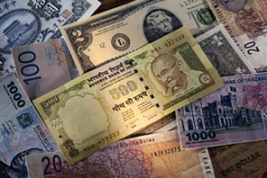 Indian Rupee Free Fall Against USD