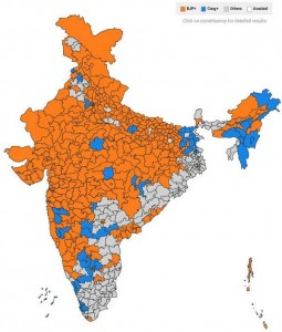 Rise of BJP in India