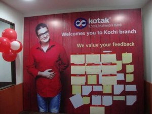 Kotak 4th Largest Private Bank